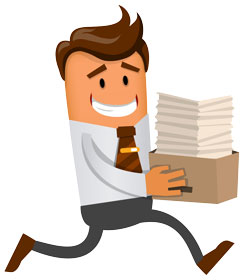 envoi de votre dossier fiscal par mail
